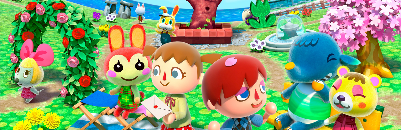 Animal Crossing Banner