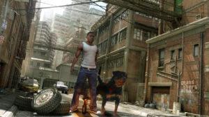 GTA 5 Gos