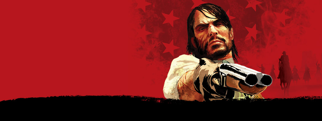 Red Dead Banner