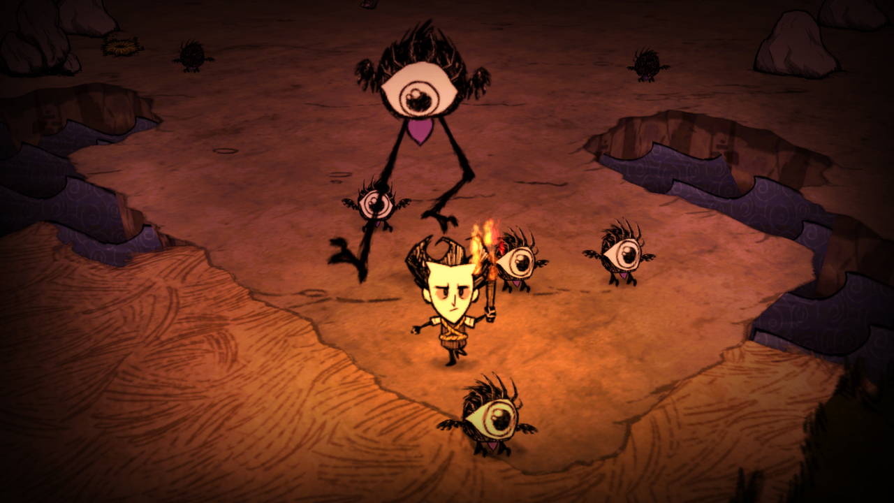 Don't Starve Don't Panic