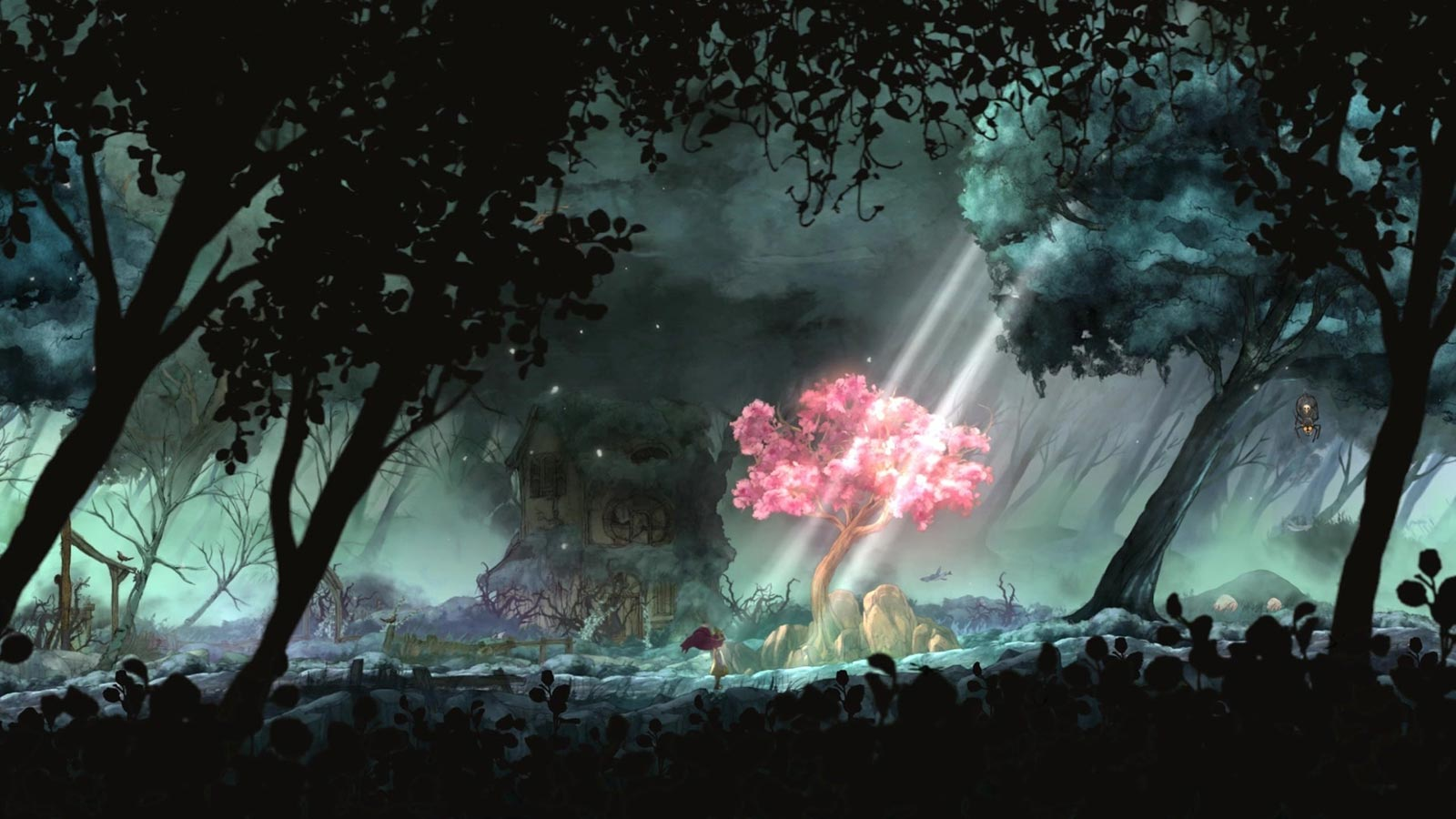 Child of Light Arbre