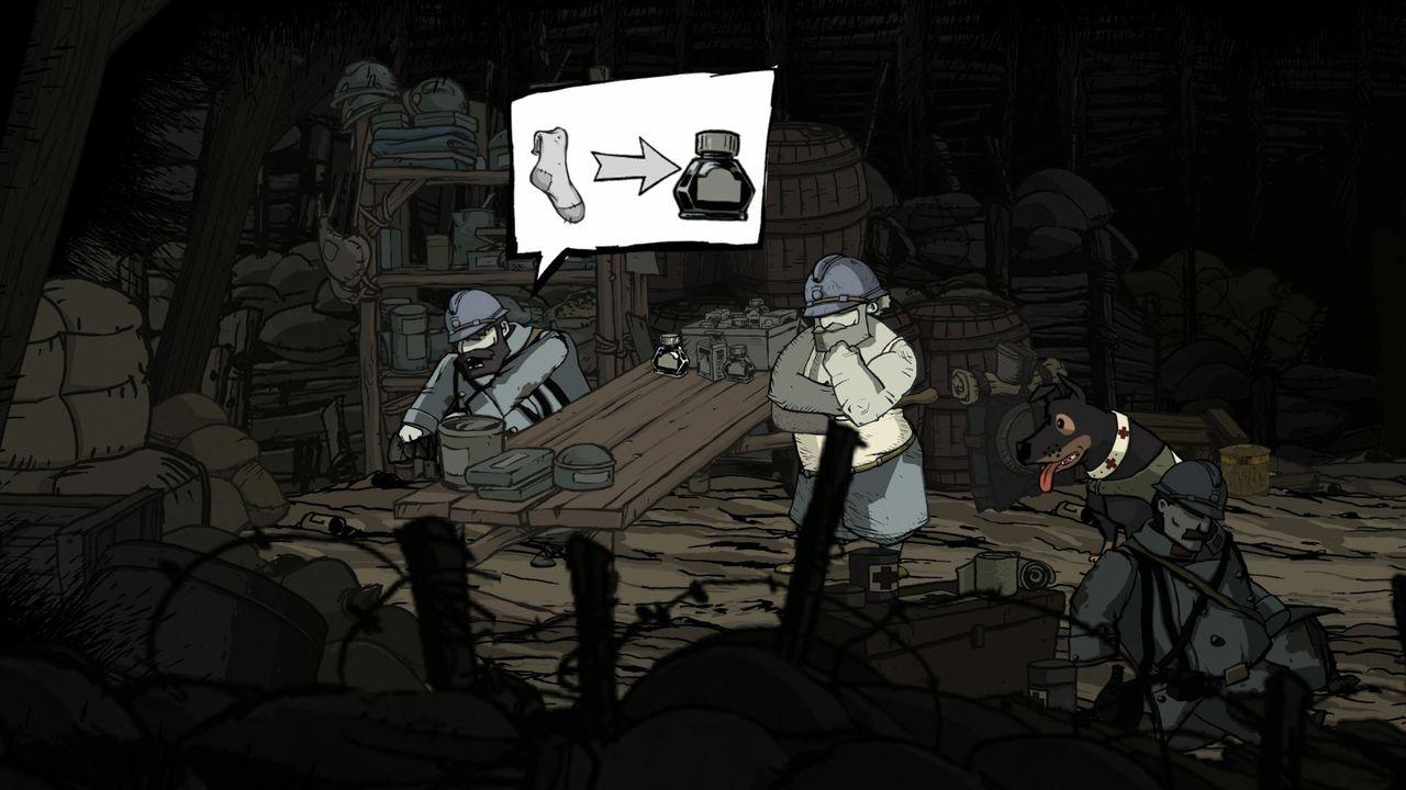 Soldats Inconnus Action