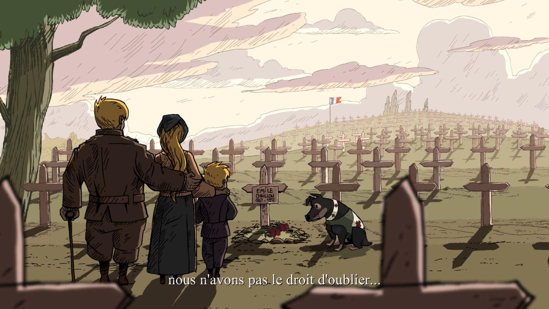 Soldats Inconnus Fin