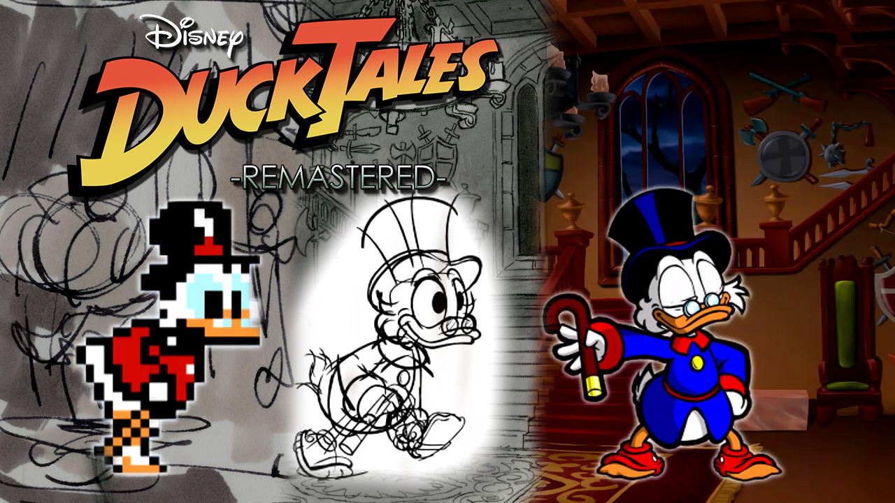 Duck Tales Banner