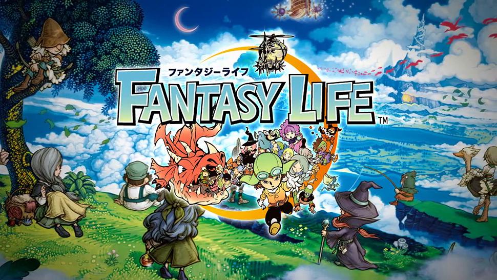Fantasy Life Banner