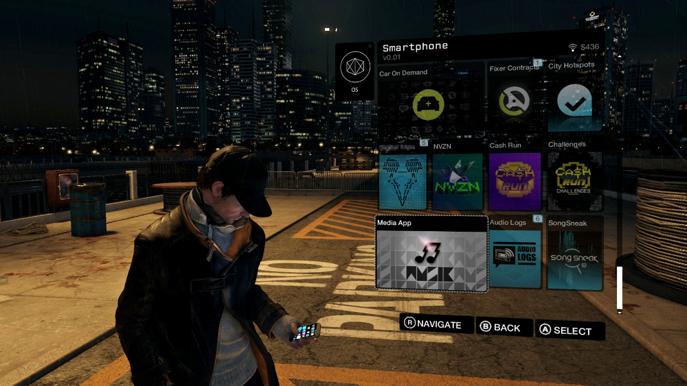 Watch Dogs Telefonet