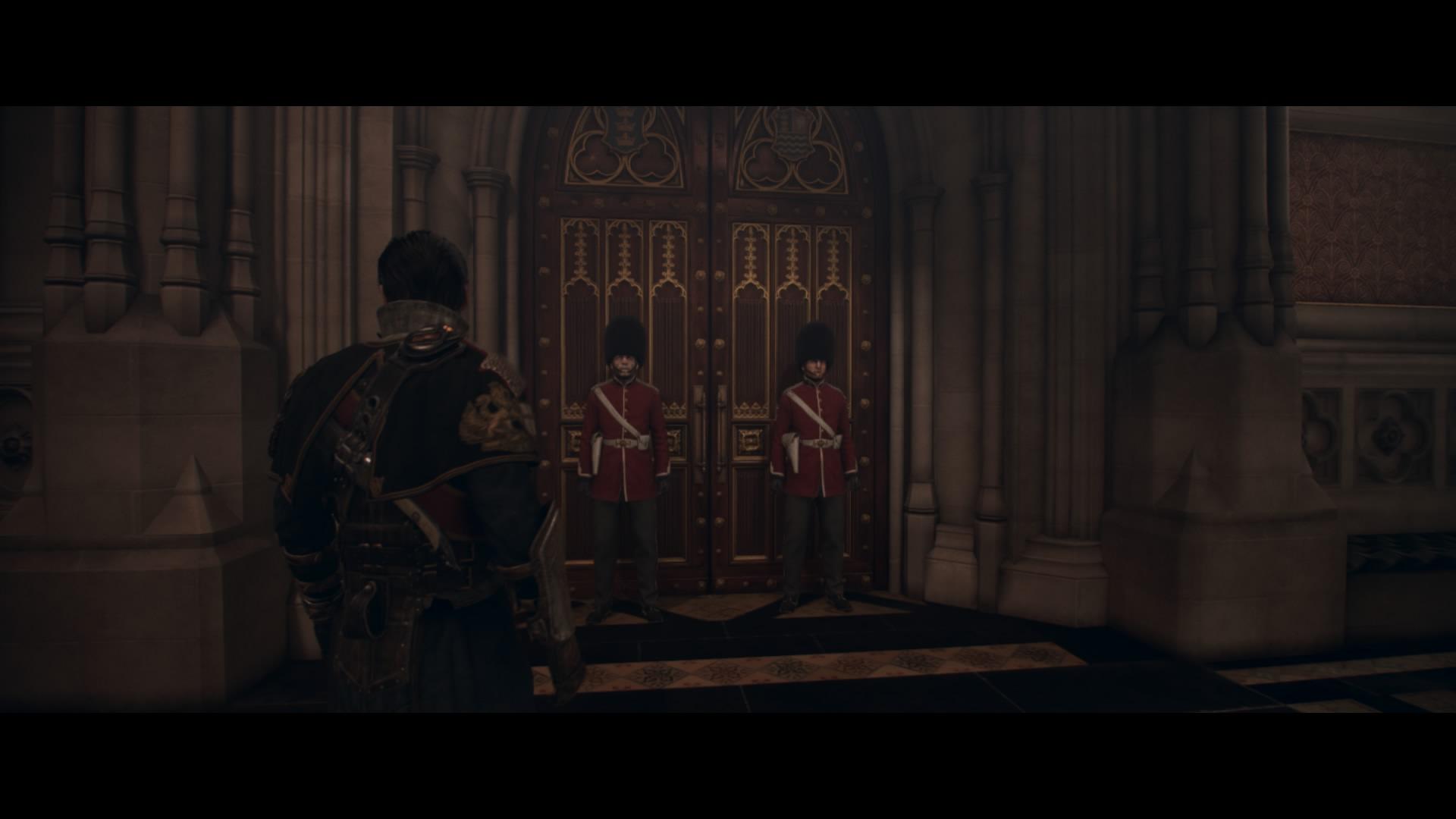 The Order: 1886 Gardas