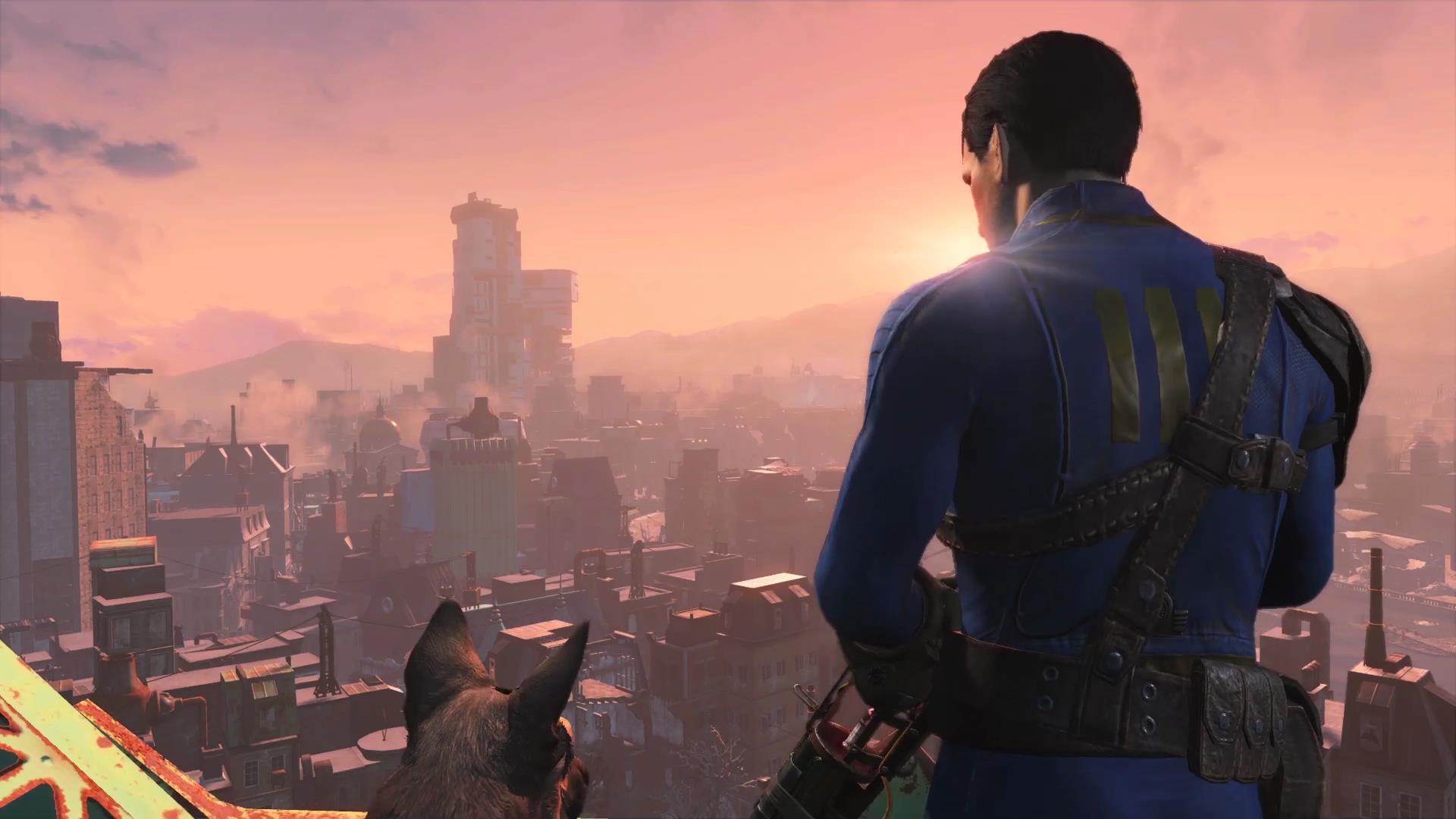 Fallout paisatge