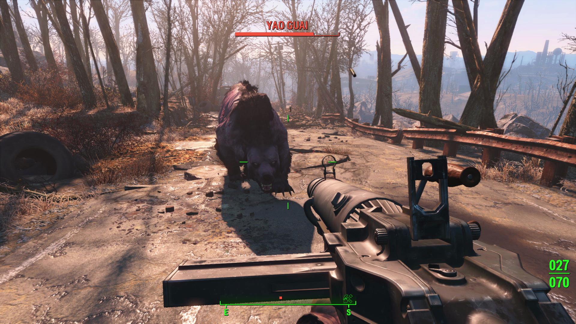 Fallout Yao Guai