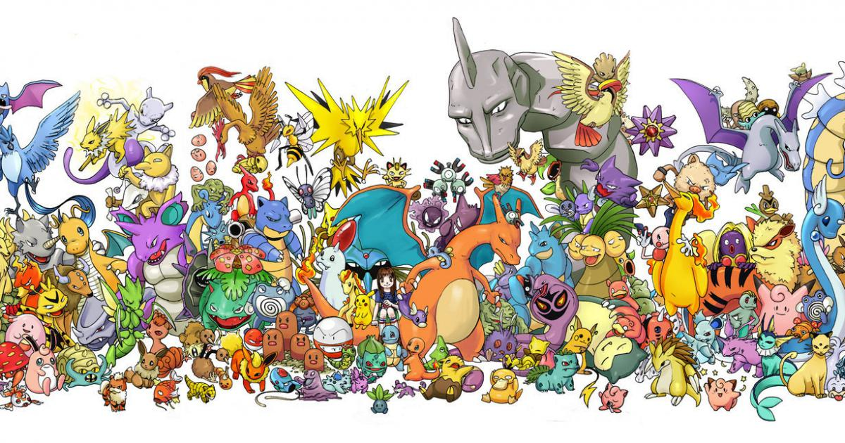 Pokemon All