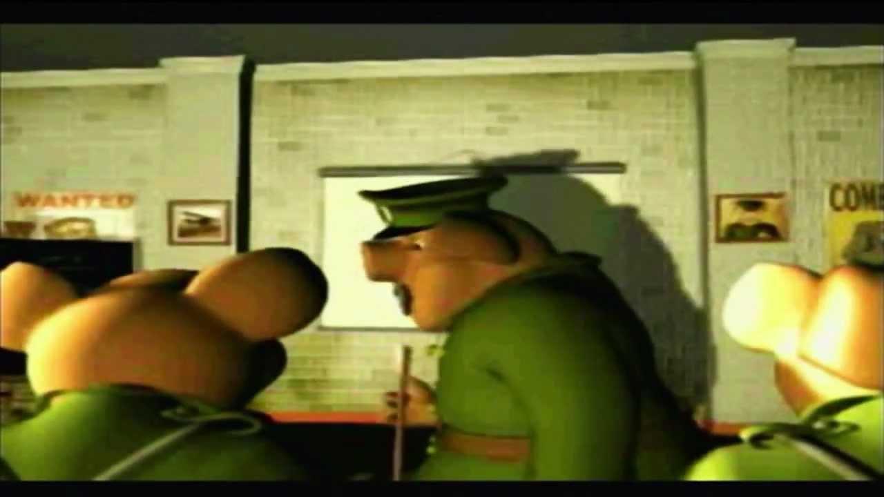 Lo General... vos en va far susar, mas rire tanben !