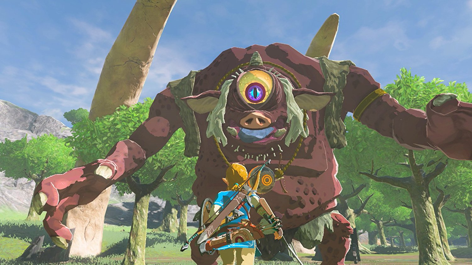 Breath of the Wild Mostre