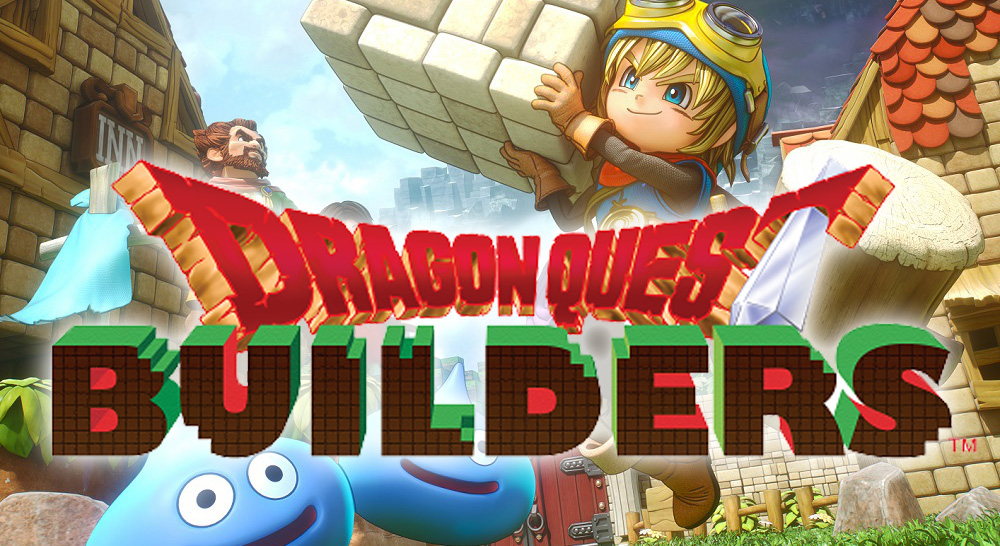 Dragon Quests Builders Banner